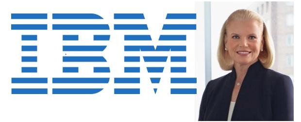IBM CEO Ginni Rommety