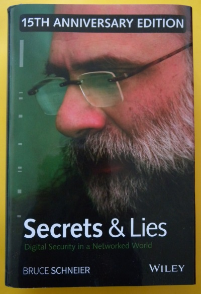 INSIDE Book cover Secrets & Lies