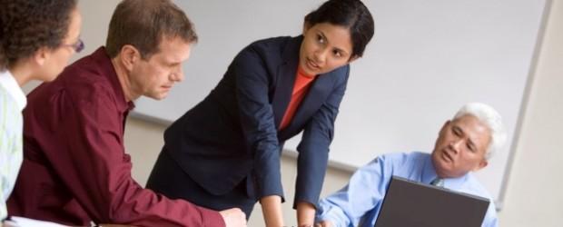 Ofoffice women in IT, workers, Microsoft
