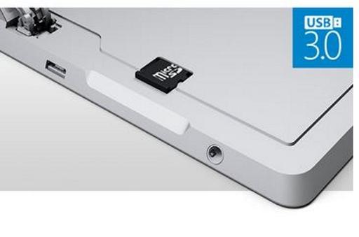 Microsoft Surface 3 USB ports