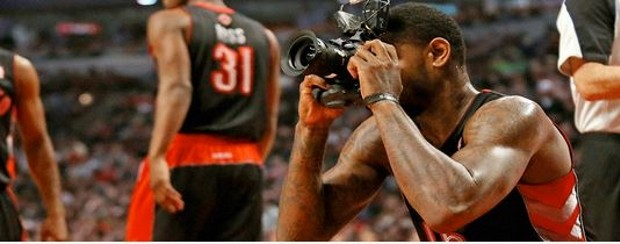 amir johnson social media