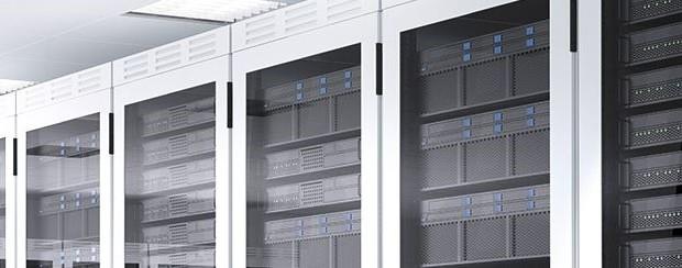 TeraGo data centre servers
