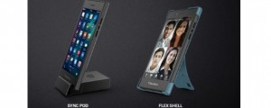 BlackBerry Leap smart phone