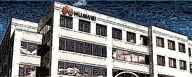 feature Huawei Canada ink sketch