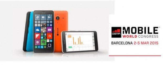 MicMicrosoft Nokia Lumia 640 Mobile World Congress