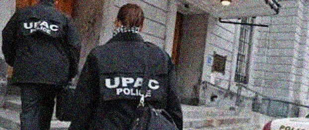 UPAC anti corruption squad Quebec