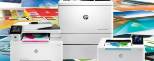 feature new HP laser jet printers