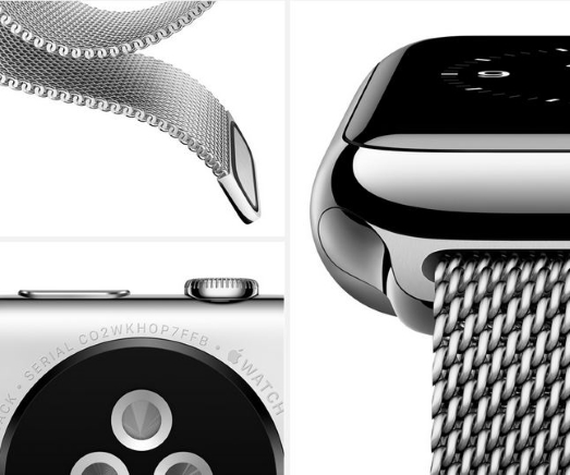 Apple Watch smart watch, wearable