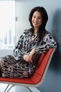 Emmie Fukuchi , VP product and development Air Miles