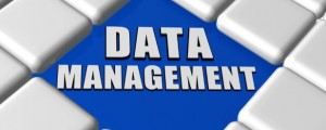 Data management graphic