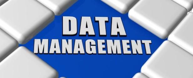 Data management graphic