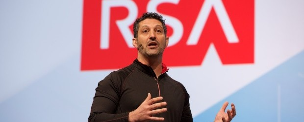Company president Amit Yoran:  'We're in the dark ages.' RSA photo