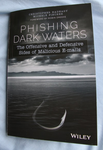 INSIDE Phishing book cover