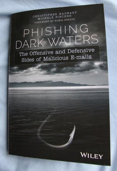 INSIDE Phishing book cover