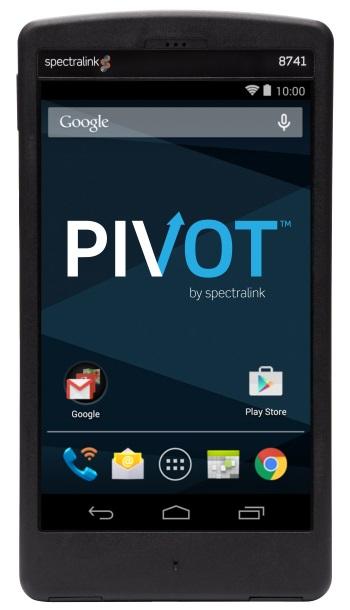 Spectralink Pivot handset