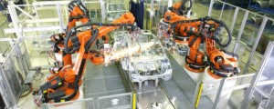 Kuka Robotics robot arm machine learning