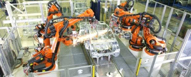 Kuka Robotics robot arm machine learning