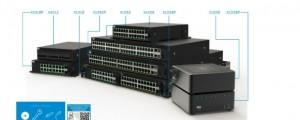 Dell Networking X series managed switches