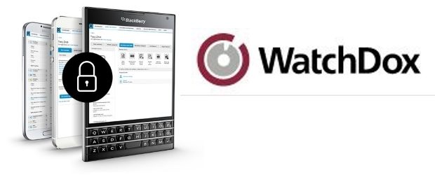 WatchDox BlackBerry EMM