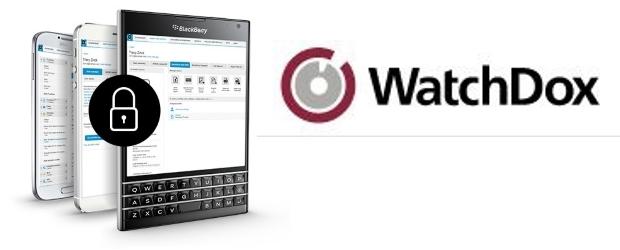 WatchDox BlackBerry EMM