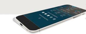 Weft mobile gps logistics app