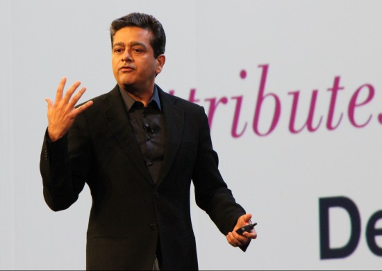 Deepak Advani, general manager, IBM Commerce