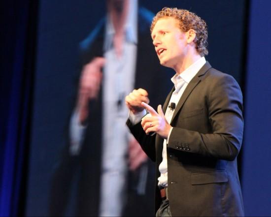 Jonah Berger at IBM Amplify