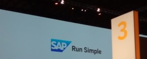 SAP run simple sapphire now 2015