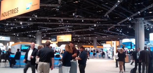 SAP Sapphire NOW 2015