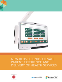 New bedside units elevate patient experience and delivery of health services