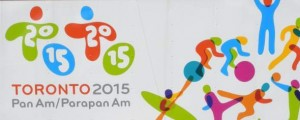 Toronto Pan Am Games logo
