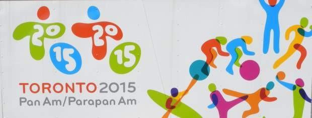 Toronto Pan Am Games logo