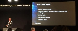 BlackBerry makes the case for how it will win in IoT