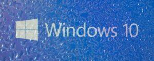 Windows 10 feature