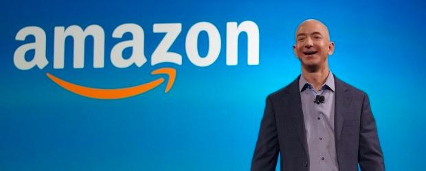 Amazon New York Times Bezos CIO
