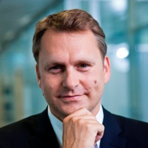 Mattias Ulbrich, CIO of Audi