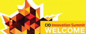 Canadian CIO summit 2016