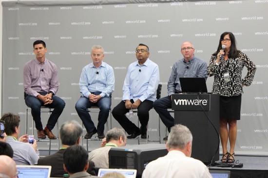 VMware execs