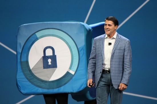 Carl Eschenbach, president of VMware