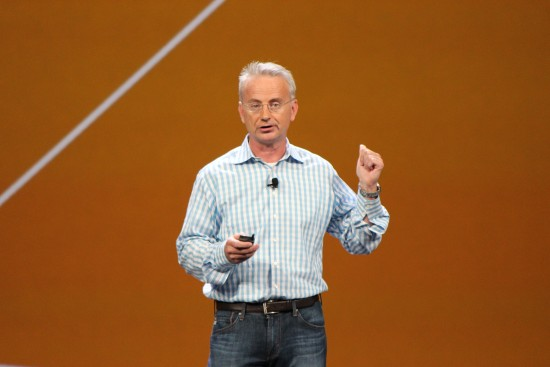 Bill Fathers, vice-president and general manager of cloud services at VMware