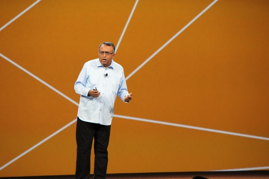 Raghu Raghuram, executive vice-president and general manager of VMware's SDDC division
