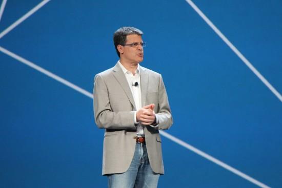 Tom Corn, senior vice-president of security at VMware