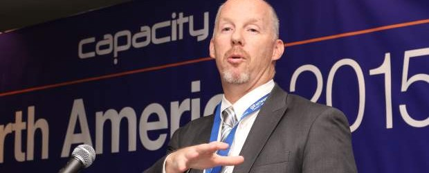 Timothy Ryan of Kroll Inc. ITWC photo by Howard Solomon