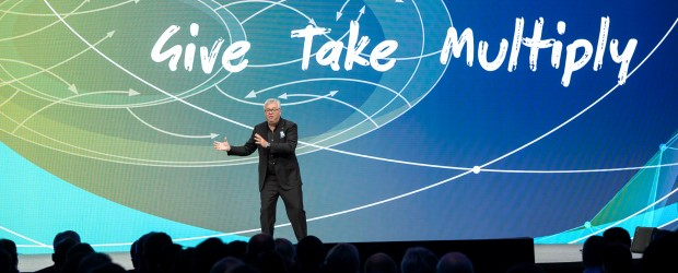 "Gartner keynote emphasizes the ""economics of connections"""