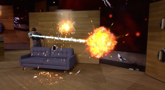 Microsoft Hololens - Project X-ray