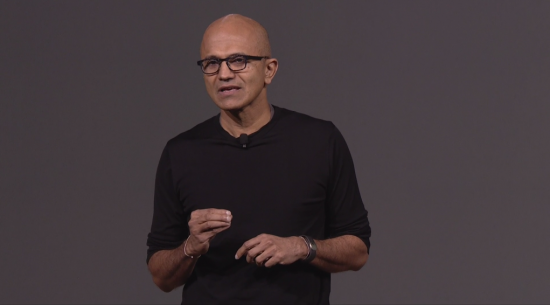 Nadella's wrap up