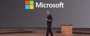 Nadella - Surface Pro 4 launch