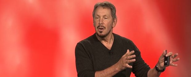 Larry Ellison - Openworld 2015 keynote