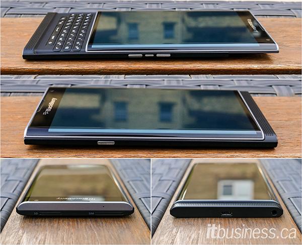 BlackBerry Priv 4-way