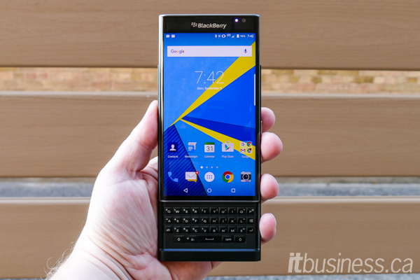 Expect enterprises to adopt BlackBerry's BES 12 for device